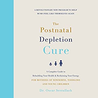The Postnatal Depletion Cure cover art