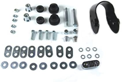 V-Twin 38-0219 New product!! High quality new - Gas Tank Kit Mounting