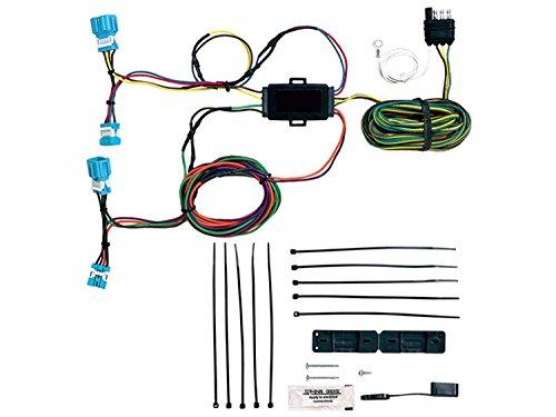 Blue Ox BX88281 EZ Light Wiring Harness Kit for Honda CR-V
