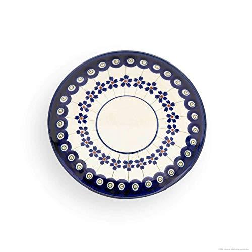 Bunzlauer Keramik Unterasse Ø=16.00 cm, H=1.8 cm, Dekor 166a