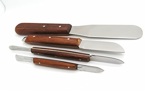 Dental Mixing Knives Fahen Mixing Spatula Modeling Alginate Carver Restorative Lab Instruments