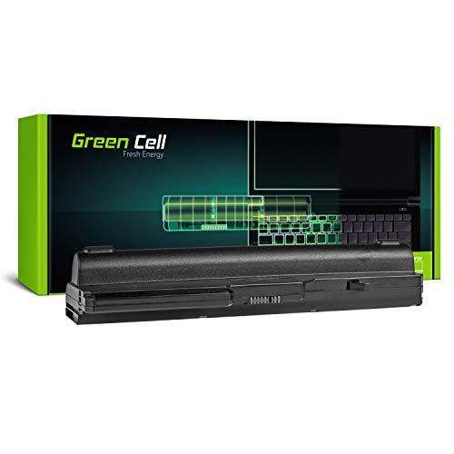 Green Cell® Extended Serie Laptop Akku für Lenovo B470 B570 B575 G460 G470 G475 G560 G565 G570 G575 G770 G780 V570 (9 Zellen 6600mAh 10.8V Schwarz)