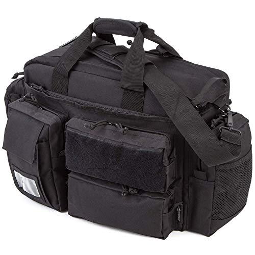 Matthias Kranz Security Einsatztasche SecurityBag Laptoptasche Tragetasche aus Cordura Schwarz