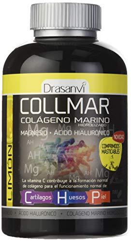 DRASANVI Collmar masticable Limon - Colageno marino hidrolizado 180 comprimidos