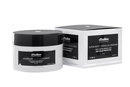 D'Bullón - Crema Súper Hidratante Ialuserum. Ácido Hialurónico. Piel seca-200 ml
