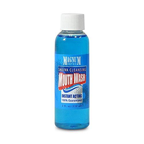 Magnum Detox Saliva Cleansing Instant Acting Mouthwash