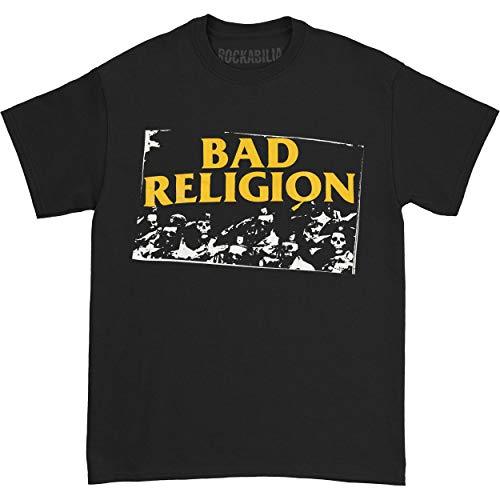 T-Surt Bad Religion - President Says - Small Black