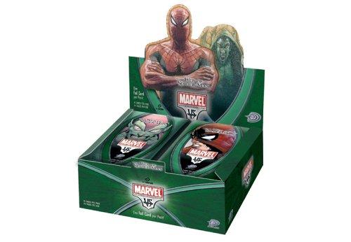 Marvel VS System Trading Card Game Web of Spider-Man Booster Box (Upper Deck)