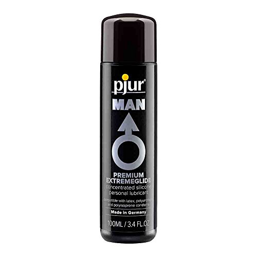 Pjur Man Extreme Lubricant, 3.4 Fluid Ounce / 100 Milliliter