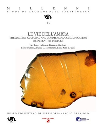 Le vie dell'ambra. The ancient cultural and commercial communication between the peoples. Proceedings of the 1st Conference about the ancient roads ... april 3-4, 2014). Ediz. bilingue. Con CD-ROM