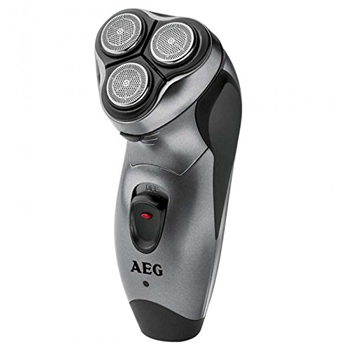 CE-EUROPA AEG Afeitadora eléctrica HR 5654 Antracita - Vendedores Amazon. Ofertas para tu Hogar.