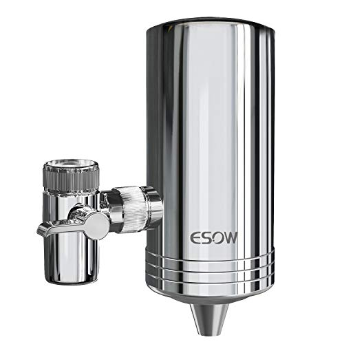 ESOW Water Filter Cartridge Replacement 1Pcs,7-Layer...