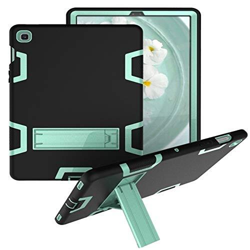 PHONETABLETCASE+ / for Compatible with Samsung Galaxy Tab S5E T720 PC a Prueba de Golpes PC + Funda Protectora de Silicona, con Soporte,Protección de la Cubierta de la Cubierta a Prueba