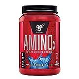 BSN Nutrition Amino X, Suplementos Deportivos BCAA Polvo con Aminoacidos Esenciales y...