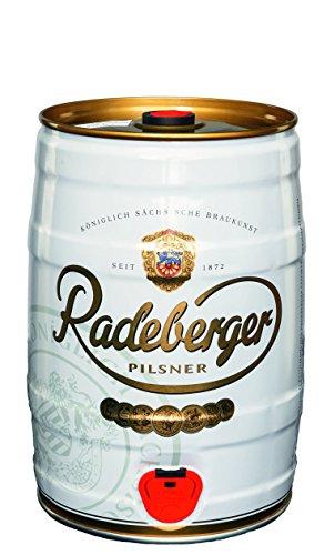 Radeberger Pilsner Pils (1 x 5 l)