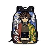 [Dimensões do tamanho]: 28 (C) x 15 (L) x 40 (A) cm. Considere um pequeno erro de medição. [Bem feita e compacta]: a mochila Naruto é moldada por material de lona leve. Material seguro e saudável; livre de BPA; também é fácil de limpar e resistente à...