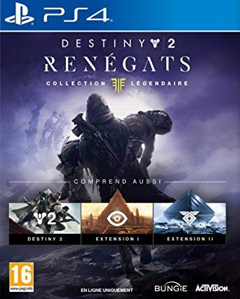 PS4 Destiny 2 Forsaken Legendary Collection (Playstation 4) - Lingua Italiana