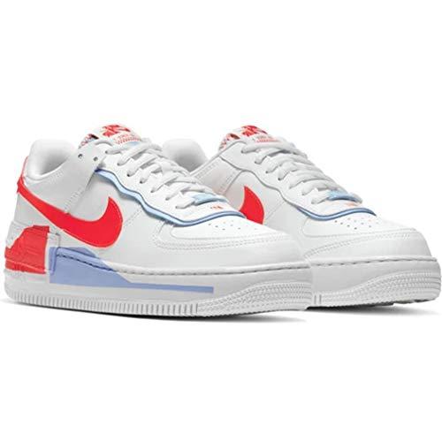 Nike Air Force 1 Shadow SE Damen Sneaker (Numeric_37_Point_5)