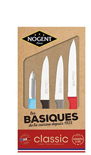 Nogent*** 00080V Coffret de Couteaux Gamme Classic
