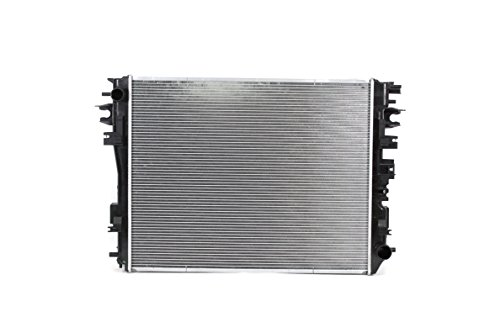 Radiator - Cooling Direct For/Fit 13493 14-18 Dodge R1500 3.0L Automatic Turbo Diesel 14-18 R2500 14-18 R3500 6.4L Plastic Tank Aluminum Core
