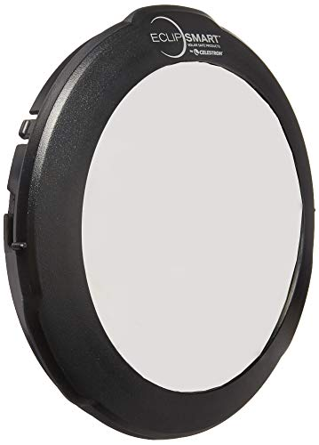 """Celestron 94244 Enhance your viewing experience Telescope Filter, 8"""", Black"""