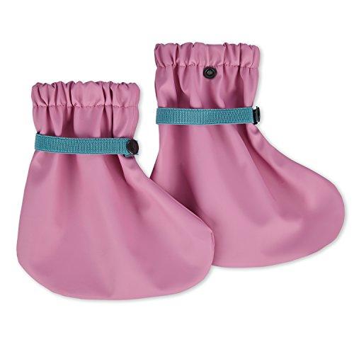 lovely lemon Regenfüßlinge - wasserdichte Outdoor Matsch-Schuhe für Babys & Kleinkinder - One Size, Rosa
