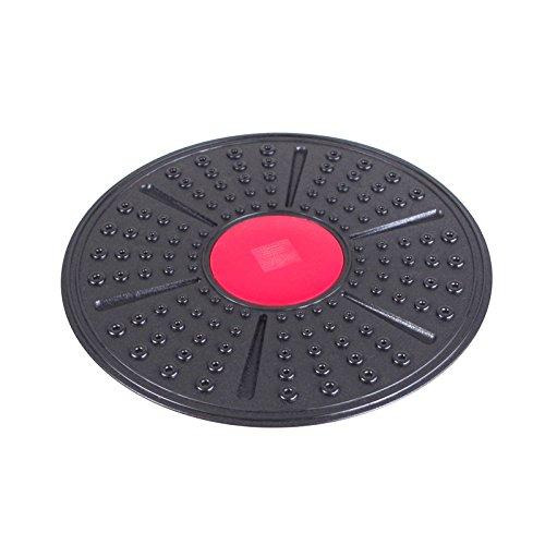 Filmer Balance Board, schwarz/Rot, One Size