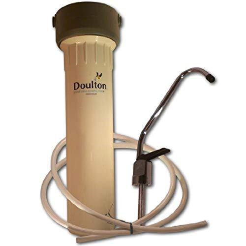 Doulton W9330958 SuperCarb Under Sink Filter System