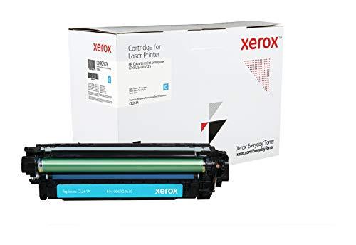 Cartucho de Tinta Cian Compatible con HP 647A para Colorear