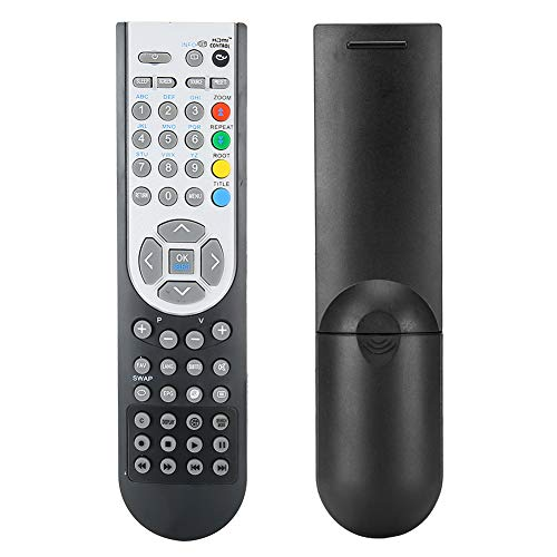 Vbestlife RC1900 TV Control Remoto de Repuesto Universal para Oki 16/19/22/24/26/32/37/39/40/42/46 Pulgadas TV
