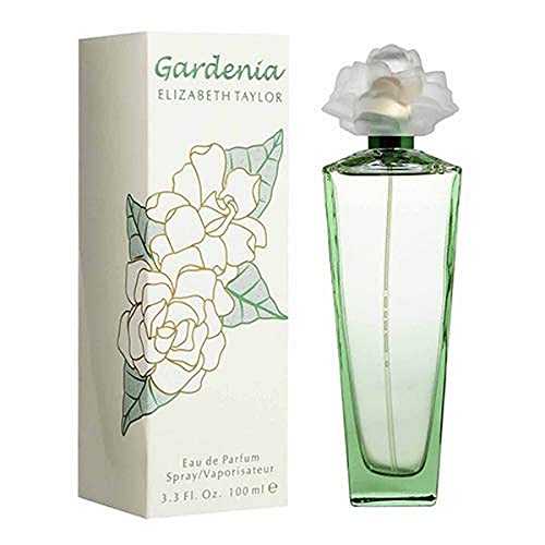 Elizabeth Taylor Gardenia 100 ml EDP Spray Perfumes para Mujer Verde Talla 100 ml EDP Spray