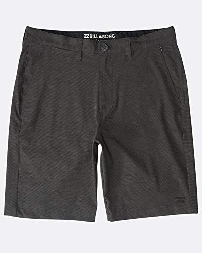 BILLABONG Herren Shorts Crossfire X, asphalt, 33