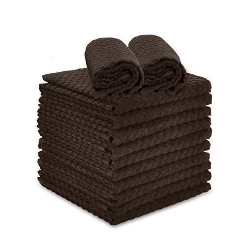 Top 10 Best Selling List for dark brown kitchen towels