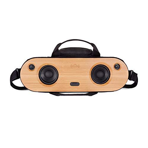 House of Marley Bag of Riddim 2, Bluetooth wireless Speaker, tragbare kabellose Lautsprecher Box,...