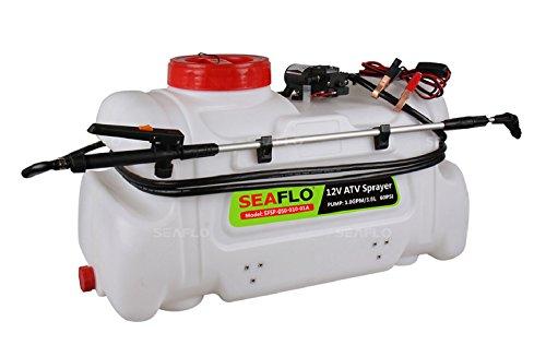 SEAFLO ATV Spot Sprayer - 12 Volt, 3 GPM, 15 Gallon