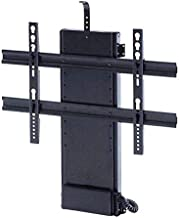 Whisper Ride 1000 Motorized TV Lift Mount – Complete Kit for TVs up to 70 inches. Weight Capacity 145 lbs. Travel Distance 39.4 inches. Automatic Safety Stop and Reverse Function. 5 Year Warranty.