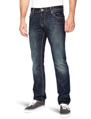 Quiksilver Herren Jeans Matt Adore, dark aged, 34, KPMPT192MDAW-34