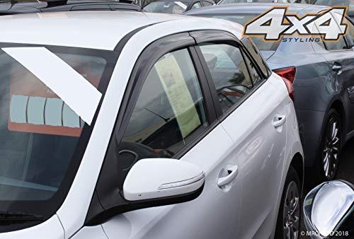 Autoclover Windabweiser-Set für Hyundai i20 2015+, 4-teilig