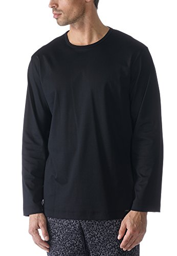 Mey Sale Basic Lounge Herren Homewear Shirts Schwarz 52