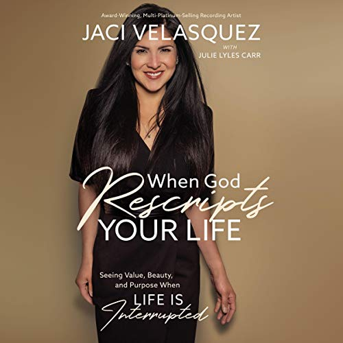 When God Rescripts Your Life audiobook cover art