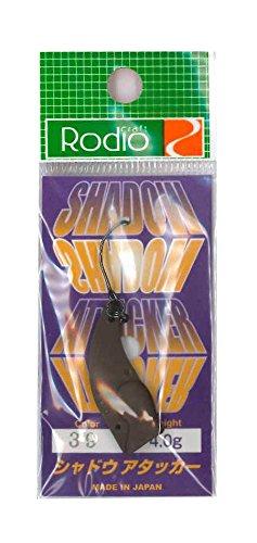 Rodiocraft(ロデオクラフト) ルアー シャドウアタッカー4.0g #39 マットチョコレート