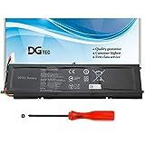 DGTEC New RC30-0281 Laptop Battery Replacement for Razer Blade Stealth RZ09-02812E52-R3U1 13 i7-8565U 2018 2019 Series 3ICP6/59/84 (11.55V 53.1Wh/4602mAh)