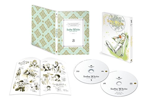 赤髪の白雪姫 Vol.3 <初回生産限定版> [Blu-ray]