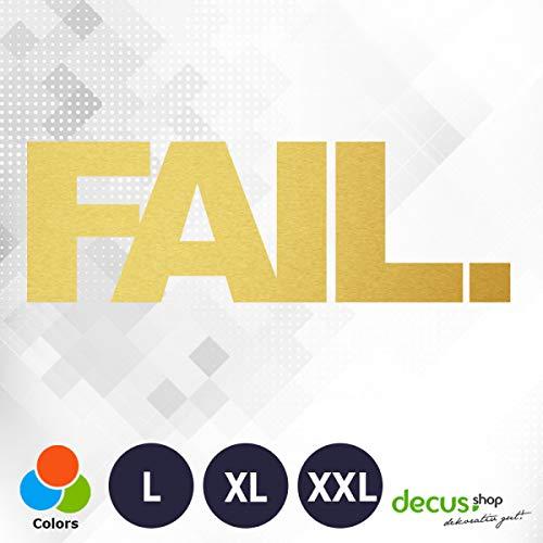 Decus Fail. 1807 // Pegatinas OEM JDM Style