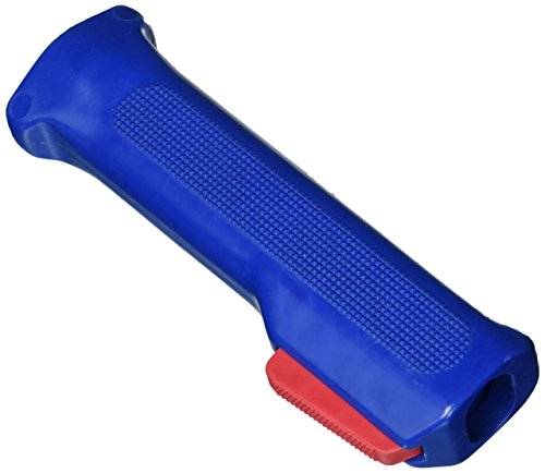 Abicor 180.0029 Industriegriff Binzel für MIG/MAG Schweißbrenner, blau