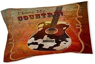 وسادة نوم من مانيول وود ووركرز آند ويفيرز، مقاس قياسي، جيتار