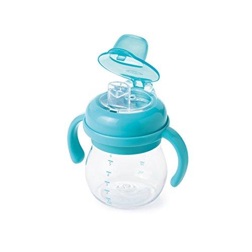 OXO Tot Soft Spout Sippy Cup, Aqua, 175ml