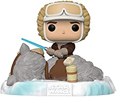 Funko Pop! Deluxe Star Wars: Battle at Echo Base Series - Han Solo and Tauntaun, Amazon Exclusive, Figure 2 of 6