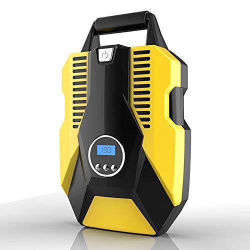 Compresor Bomba De Aire Sin Cable Automática Rechargeable Moto - Mini Bomba...
