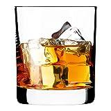 Krosno Whisky-Gläser Tumbler   Set von 6   300 ML   Blended Kollektion   Perfekt für Zuhause, Restaurants und Partys   Spülmaschinenfest - 7